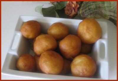 Foto de Buñuelos de patata