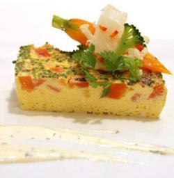 Foto de Pastel de vegetales