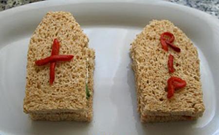 Foto de Sandwiches funerarios
